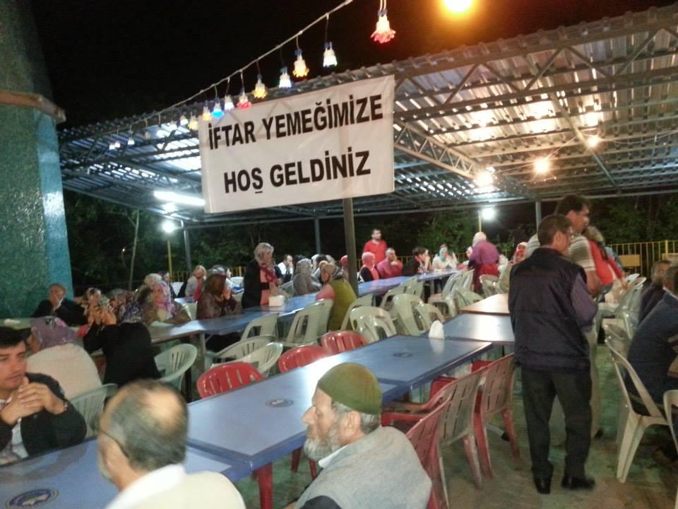 Yukarıköy' de Etkinlik