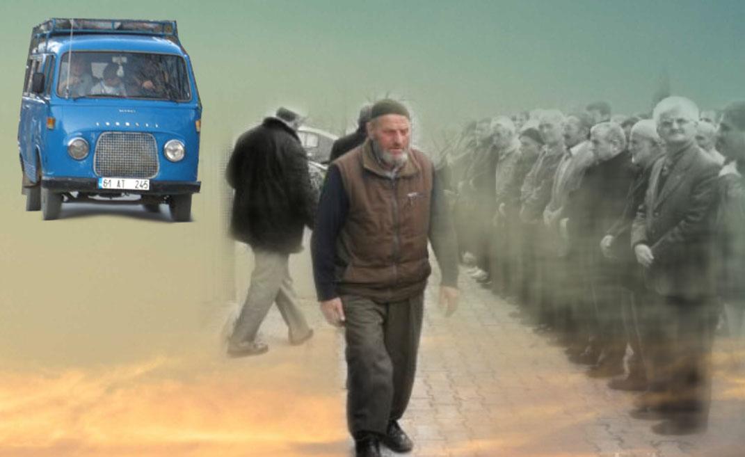 Usta Şoför Son Yolculuğuna Çıktı