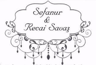 Sefanur & Recai Savaş Evleniyor (DAVETİYE)