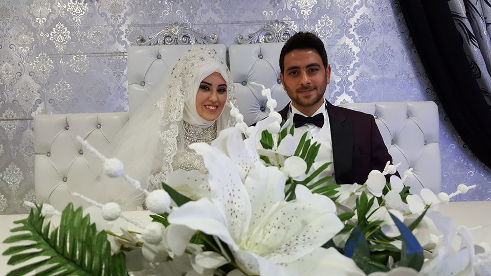 Nergis &  Hasan Evlendi (VİDEO-FOTO)