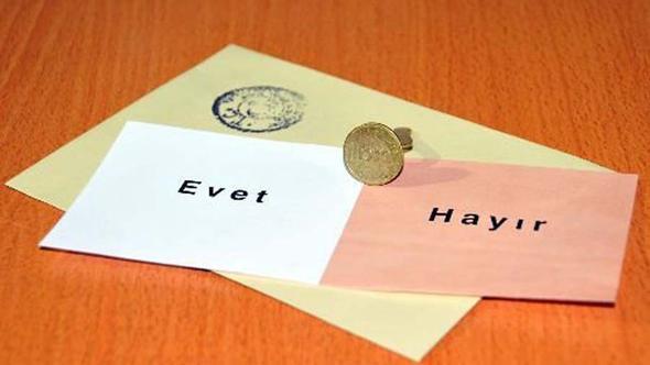 2017 Yukarıköy Referandum Sonuçları