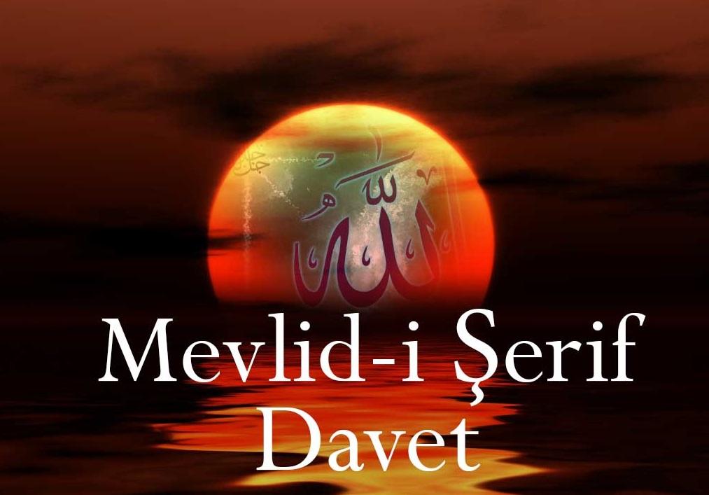 Hacı Reyhan TÜFEKÇİ için Mevlid-i Şerif Okunacak