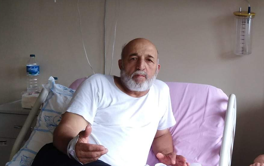 Abdullah KURT Ameliyat Oldu