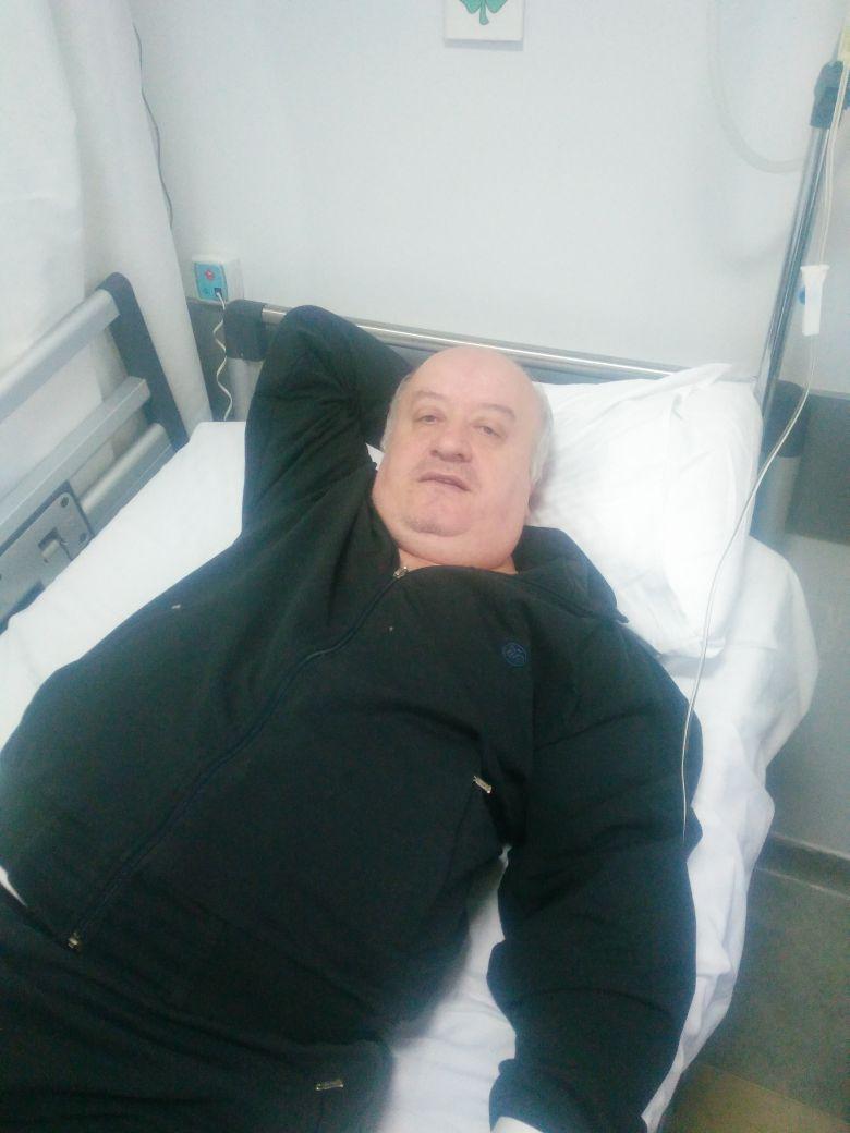 Bahattin Tüfekçi Hastanede Yatıyor