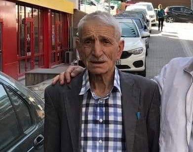 Ali Riza Malkoç Hakkın  Rahmetine Kavuşmuştur