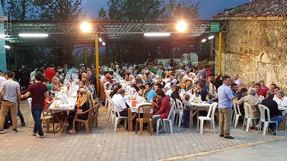 2017 Yukarıköylüler İftar Yemeğinde Buluşuyor (DAVET)