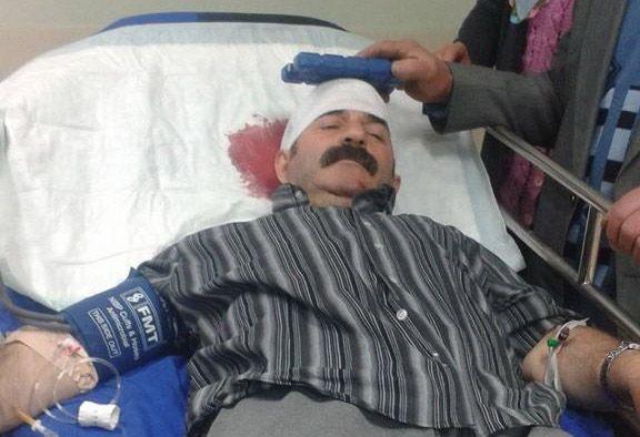 Ahmet ALTUNBA� Kaza Ge�irdi