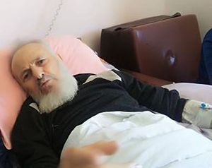 (İdris) Mustafa AKSOY Hastanede Yatıyor