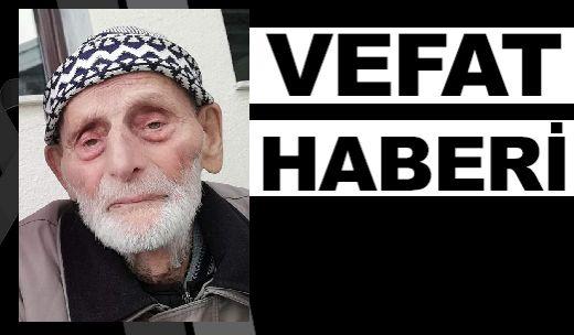 Hacı Mehmet TÜFEKÇİ Hakkın Rahmetine Kavuştu
