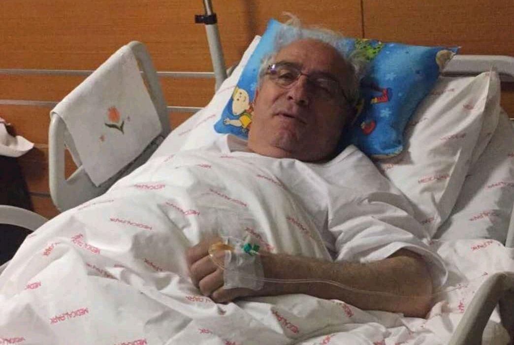 Veysel Kenan Babillioğlu Hastanede Yatıyor