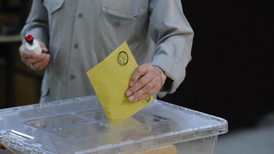 24 Haziran 2018 Yukarıköy Seçim Sonuçları