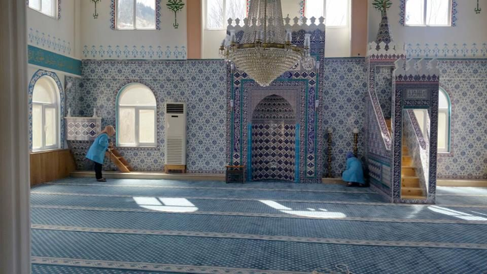 Yukarıköy Merkez Camii Tamam