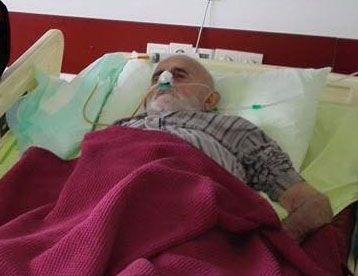 Hac� Be�ir AVCI Hastanede Yat�yor