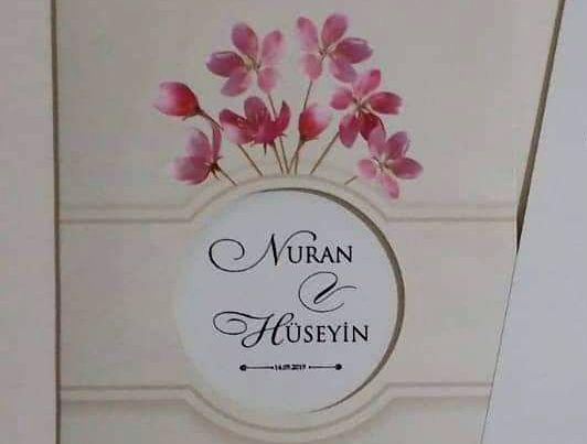 Nuran & Hüseyin Evleniyor (DAVETİYE)