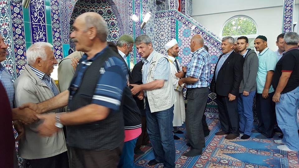 2016 Ramazan Bayramı Bayramlaşma (FOTO -VİDEO)