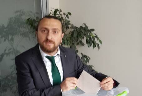 Tebrikler Ahmet KADI
