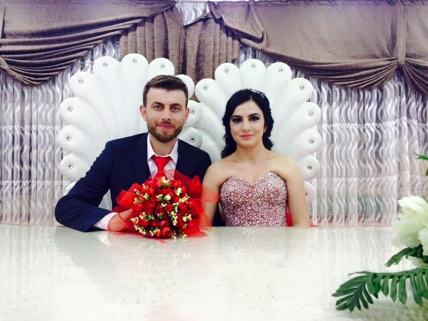 Ezgi & Cengizhan D�nya Evine Girdi (FOTO-V�DEO)