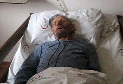 Ali Rıza ABONOZ Hastanede Yatıyor