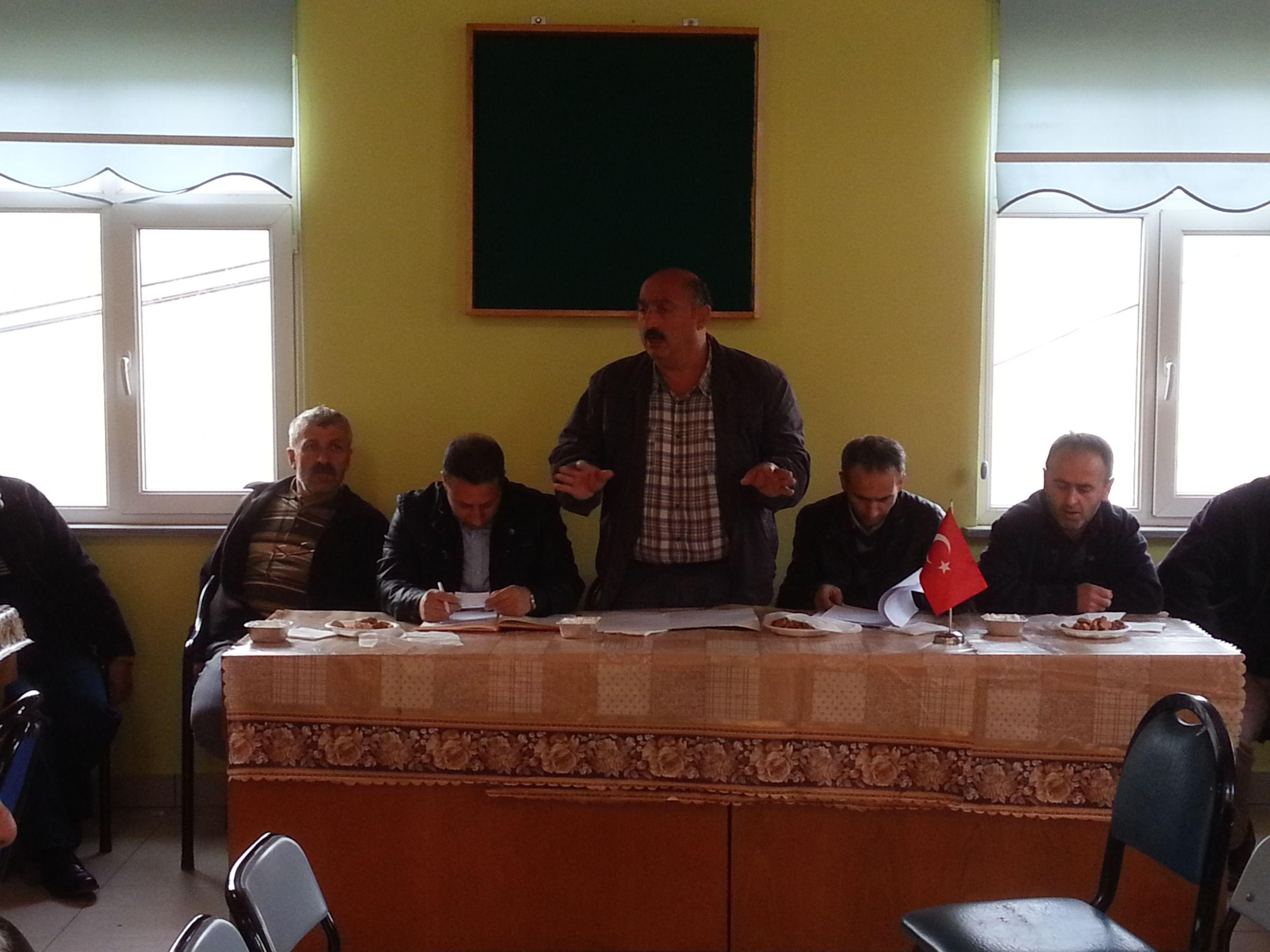 Yukar�k�y Mahallesi Toplant�s� (V�DEO)